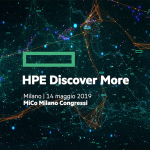 Hewlett Packard Enterprise – HPE Discover More Milan 2019 – Highlights