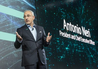 HPE Discover More 2019 it